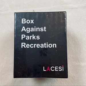 Cards Against Parks and Recreation, Card Game, NWT